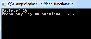 cplusplus-friend-function