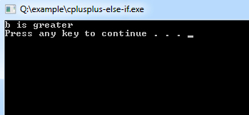 cplusplus-else-if