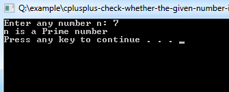 cplusplus-check-whether-the-given-number-is-a-prime