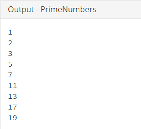 Java program to check whether a given number is prime or composite (non-prime)